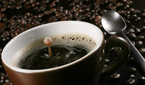 Woman may be 'grounded' after copious coffee theft