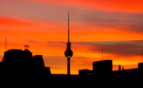 Berlin's TV tower to get €1 mln make-over