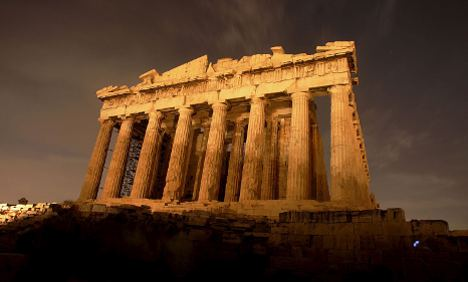 Berlin has not ruled out Greek eurozone exit
