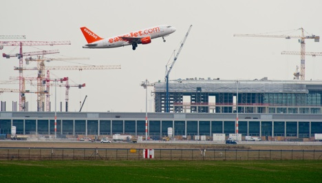 New Berlin airport gearing up for summer opening