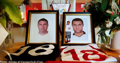 17 charged in footballer's 'gang-war' slaying