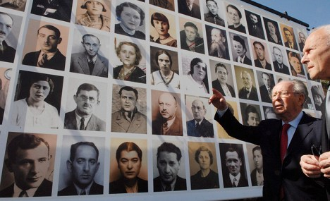 Berlin won't collect tax from WWII victims