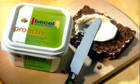 Foodwatch says cholesterol-reducing margarine needs pharmacist approval