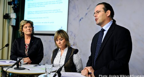 Sweden acts to curb corporate tax-avoidance