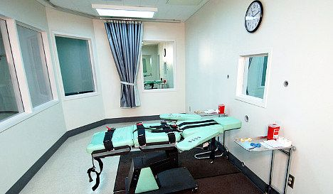 Swiss firm: Don't use our drugs for US executions