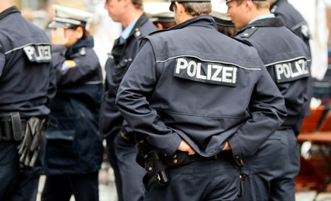 US terror charges for man held in Germany