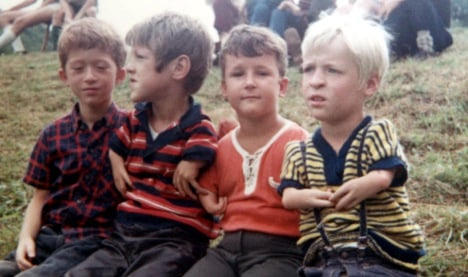 Thalidomide victims protest 50 years on
