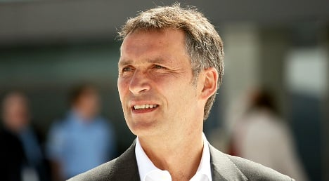 Stoltenberg under fire over foreign workers