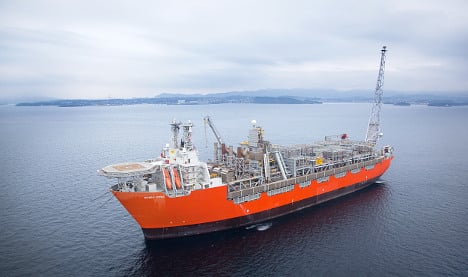 'Superwave' storm could hit Norway oil facilities