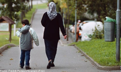 Immigrant in Sweden: a lifelong label?