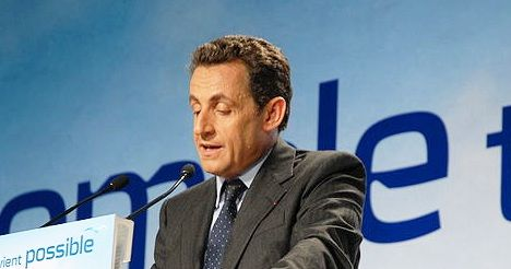 Sarkozy plays up friendship in letter to Israel PM
