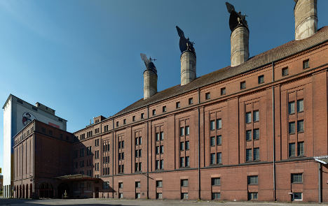 Berlin project promises urban fish and veg 'Fresh from the Roof'