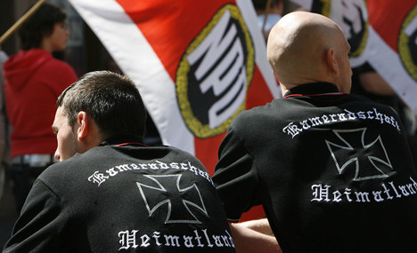 Neo-Nazi ties to far-right party probed