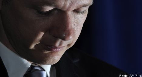 Assange's 'day of reckoning' approaches