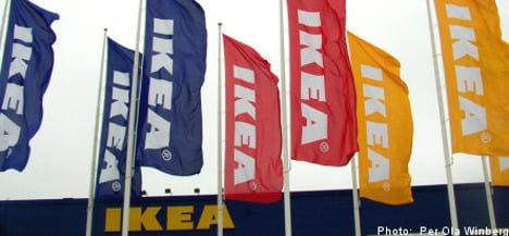 Gang helping shoppers steal from Ikea