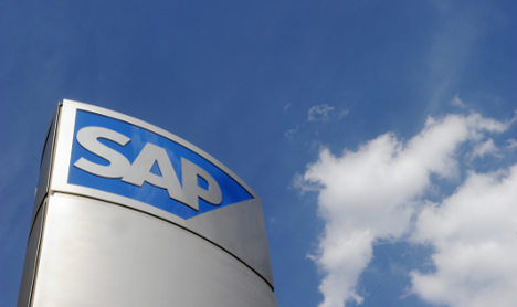 SAP reaches for sky with cloud computing