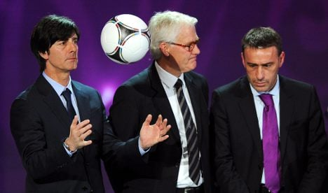Löw relishing Euro 2012 opener with Portugal