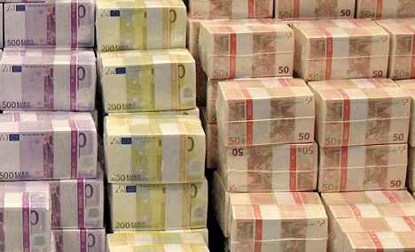Despite crisis, Germany benefits from euro