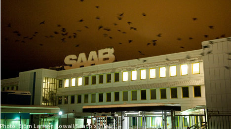 Saab files for bankruptcy