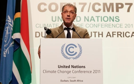 Time slipping away for Durban climate deal
