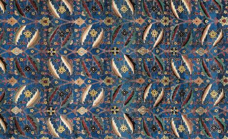 Woman sold carpet worth millions for €20,000