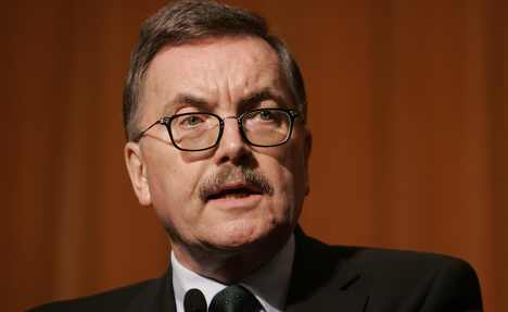 Politics played a role in Stark's exit from ECB