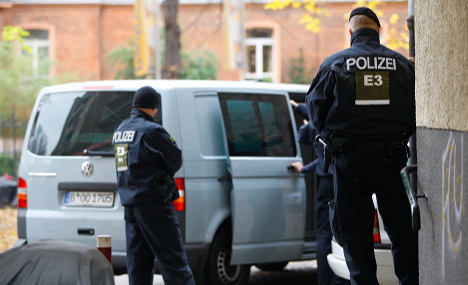 Berlin politician attacked in own home
