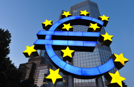 Germany dubbed 'master of Europe' in euro crisis