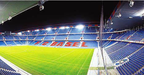 Basel to face Bayern in Champions League
