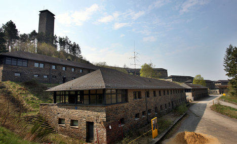 State invests millions in revamping Nazi retreat