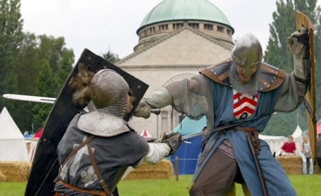 Priceless medieval armour up for sale