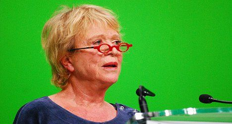 Eva Joly enraged by 'racist attack'