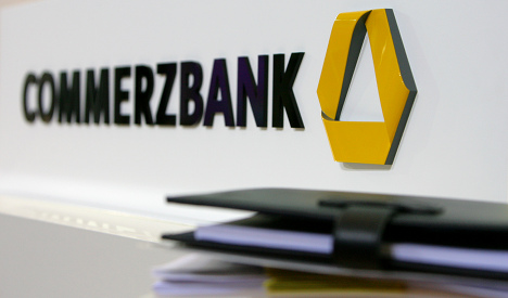 Commerzbank beefs up financial situation