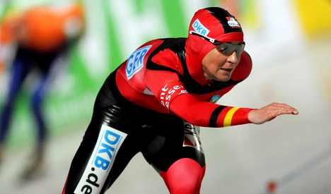 Official didn't apologise to maligned speedskater