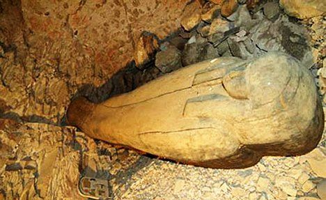 Swiss team finds 3,000-year-old singer's tomb