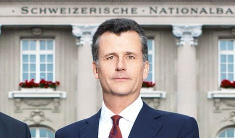 Swiss central bank head resigns after scandal
