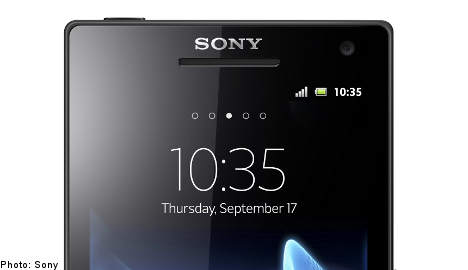 Ericsson name dropped from new Sony phone