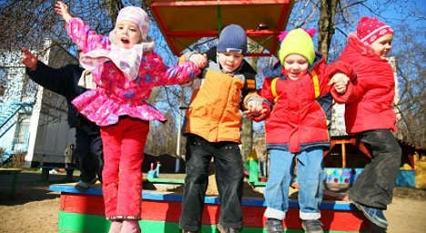 Switzerland to get 100 low-cost childcare centres