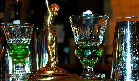 Swiss absinthe makers froth over CSI slur