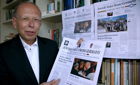A voice for all of Germany's Jews