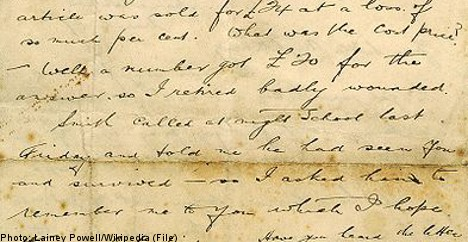 150-year-old love letter found in Swedish field