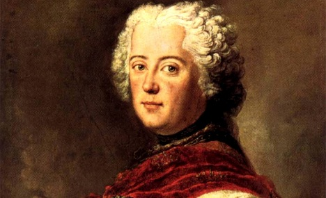Frederick the Great's 300th birthday nears
