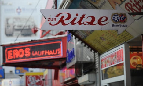 Gritty Reeperbahn faces growing gentrification