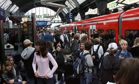 Bahn investing €800 mln to improve stations