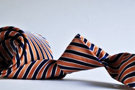 Could neckties be cool again?
