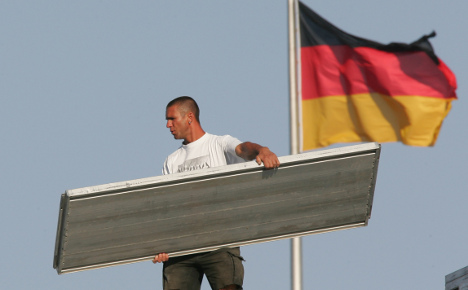 Germans work six weeks a year longer than French