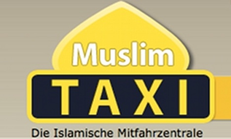 'Muslim taxi' offers gender-segregated rides