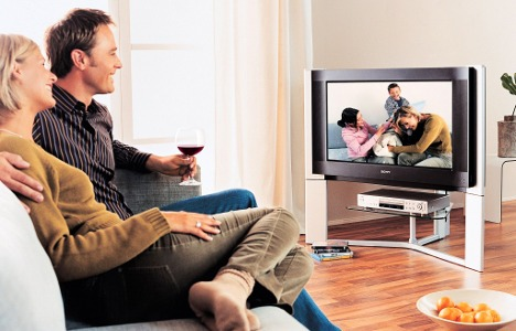 Germans watched more TV than ever in 2011