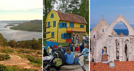 Destinations in Sweden overlooked by the New York Times