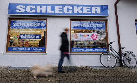 Founder of bankrupt Schlecker chain 'ruined'